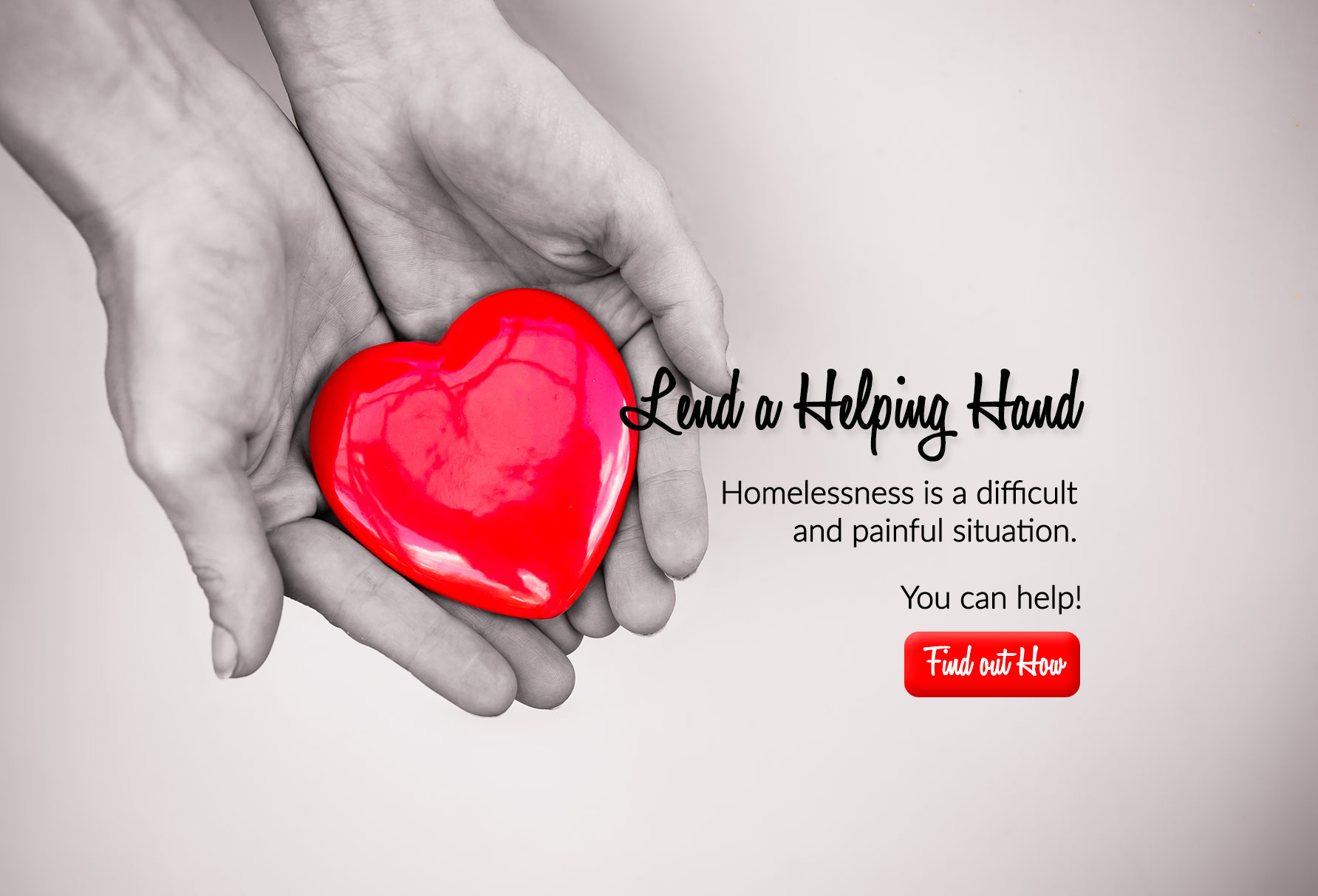 Lend a Helping Hand - Find out How